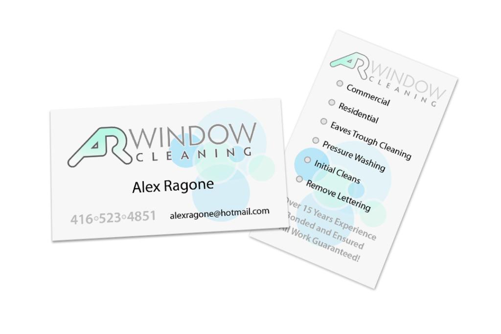 AR Window Cleaning