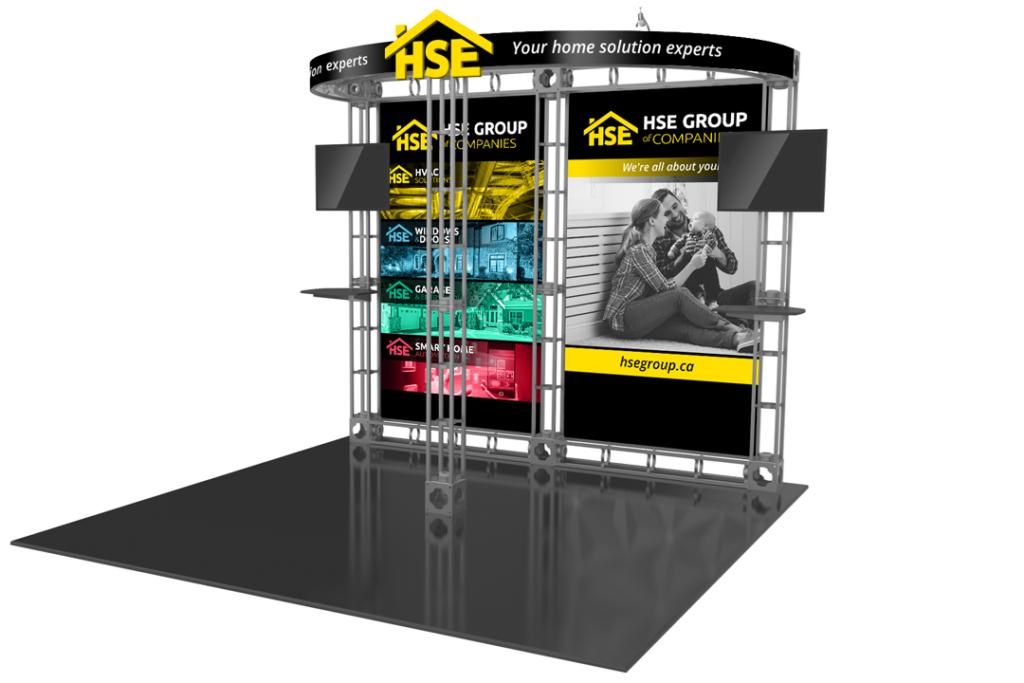 HSE 10x10 Display