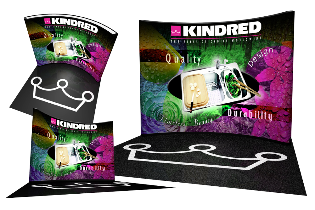 Kindred 10x10 Display