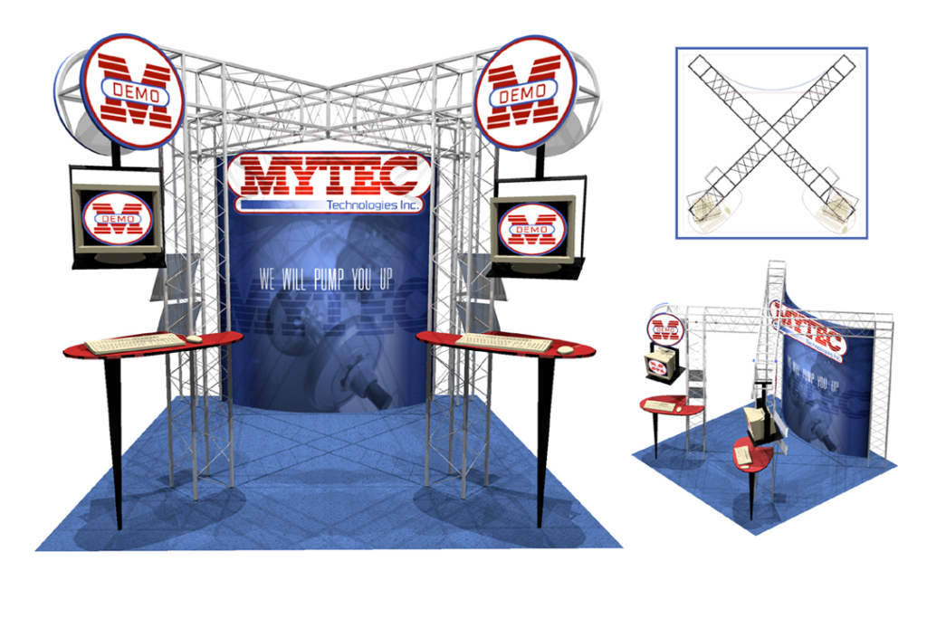 MyTech 10x10 Booth