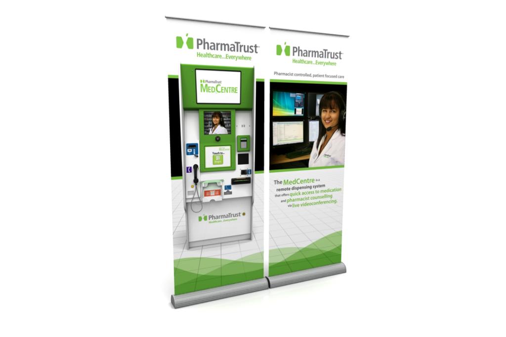 PharmaTrust Banners