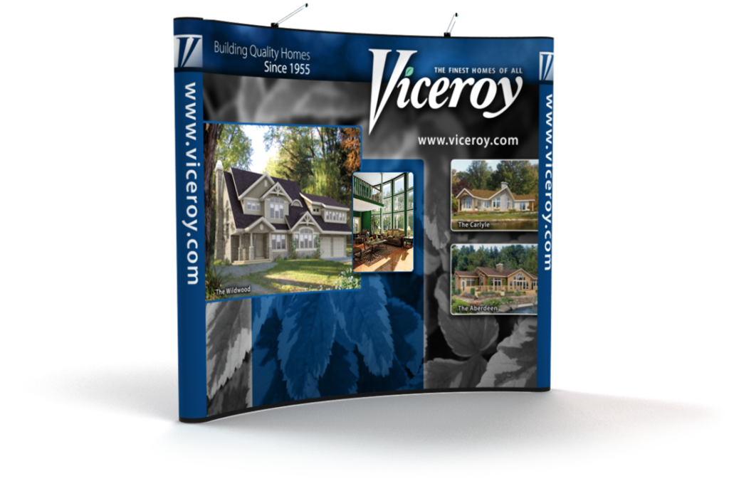 Viceroy 10x10 Display