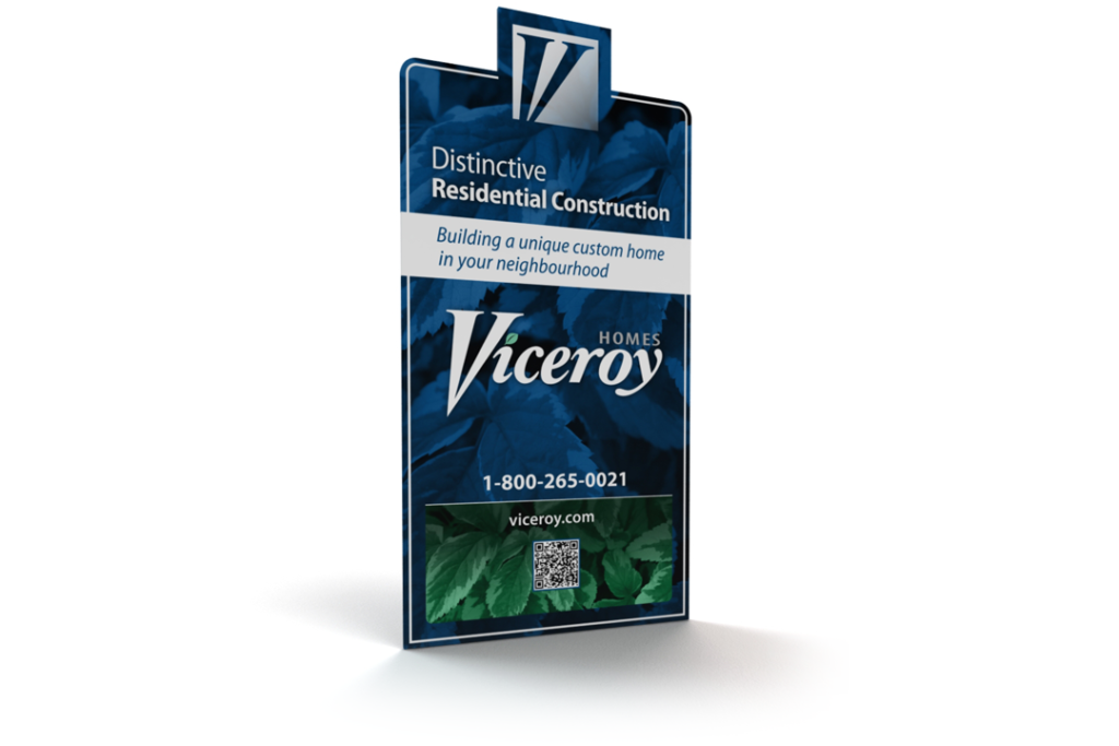 Viceroy Sign