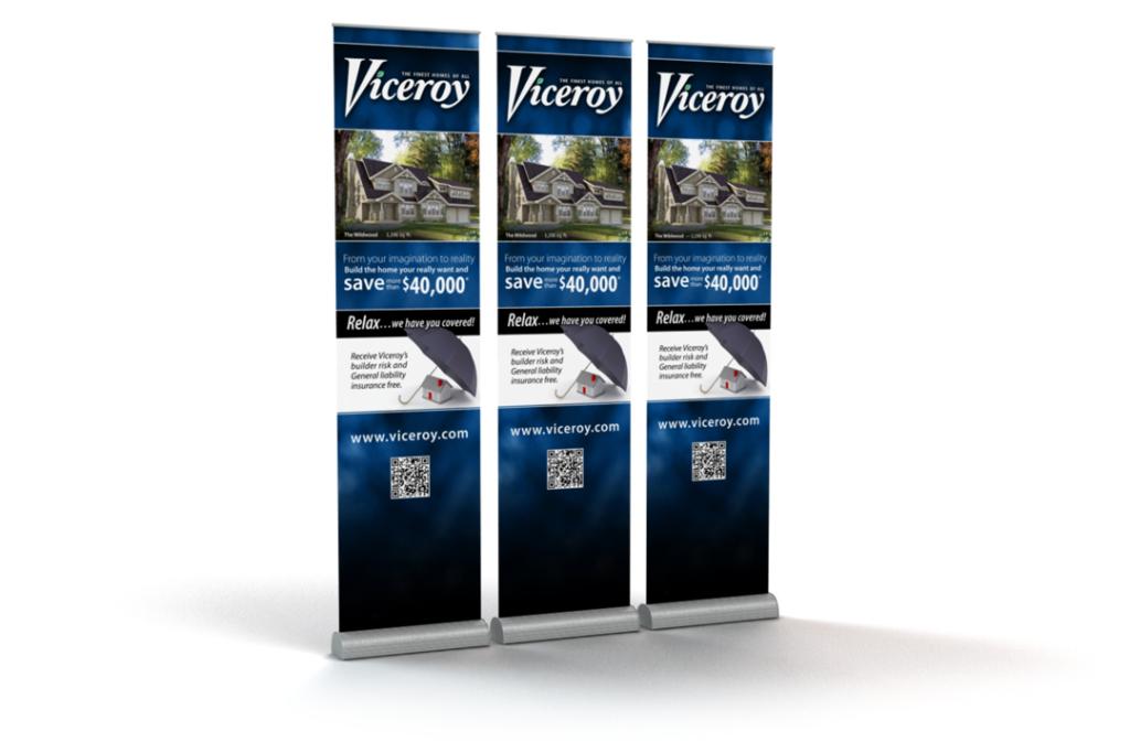 Viceroy Tripple Banner