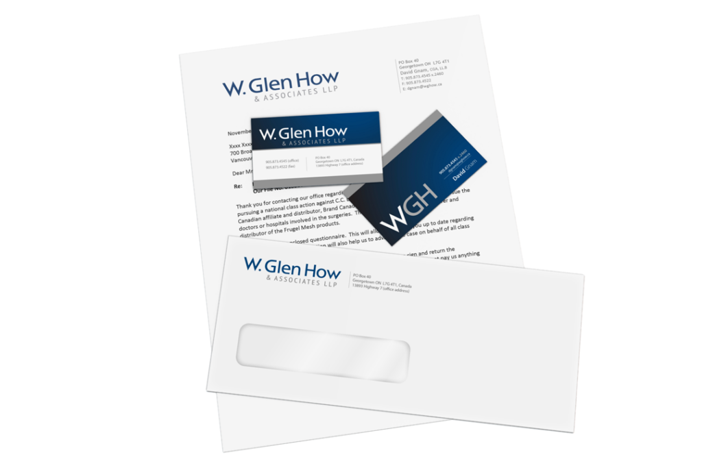 WGHow Stationary
