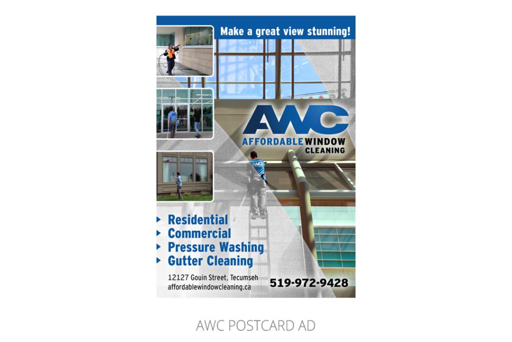 AWC Postcard
