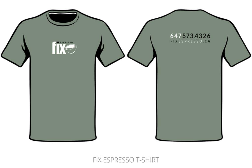 Fix Espresso TShirts