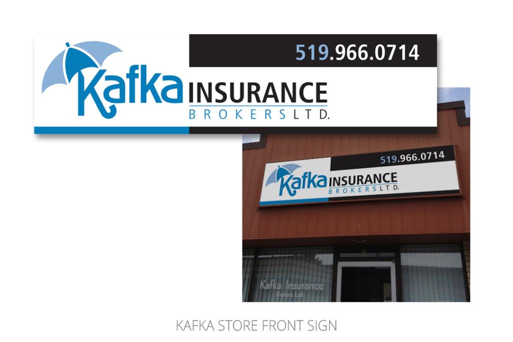 Kafka Store Sign