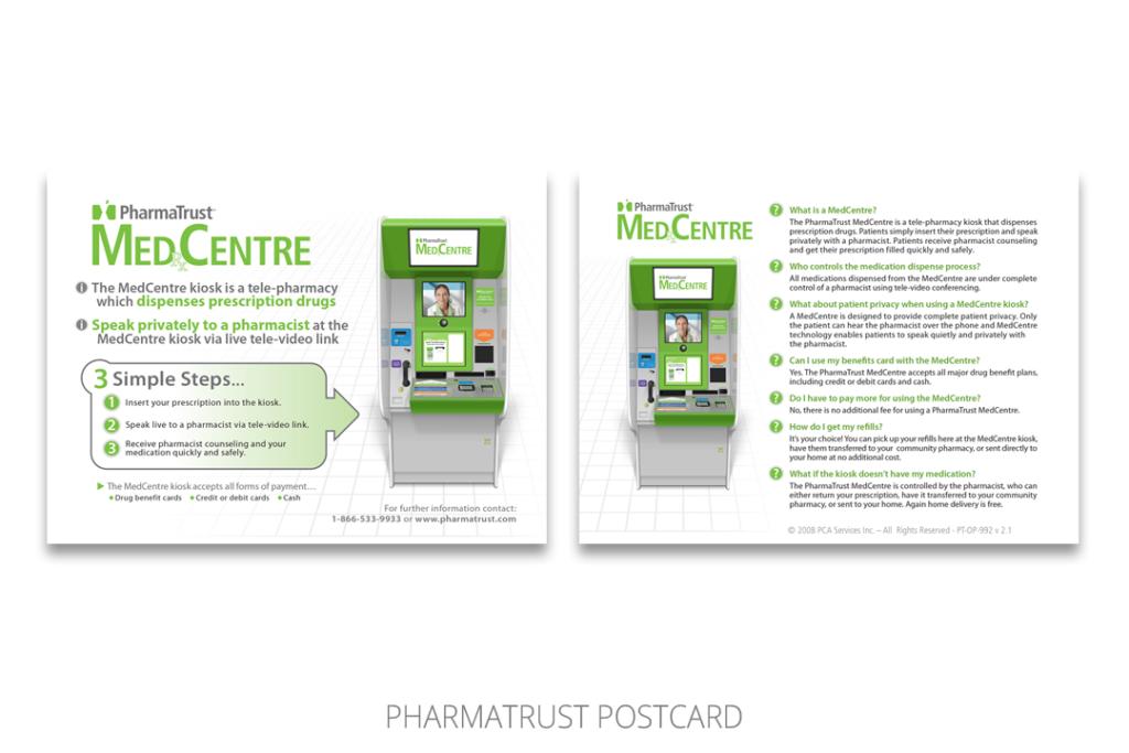 PharmaTrust Postcard