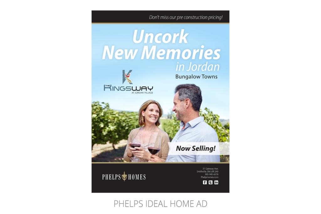 Phelps Homes Ad 1