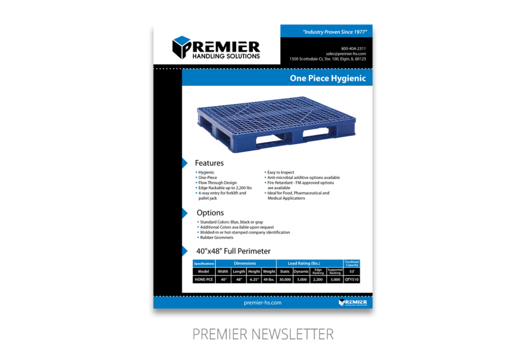 Premier Newletter