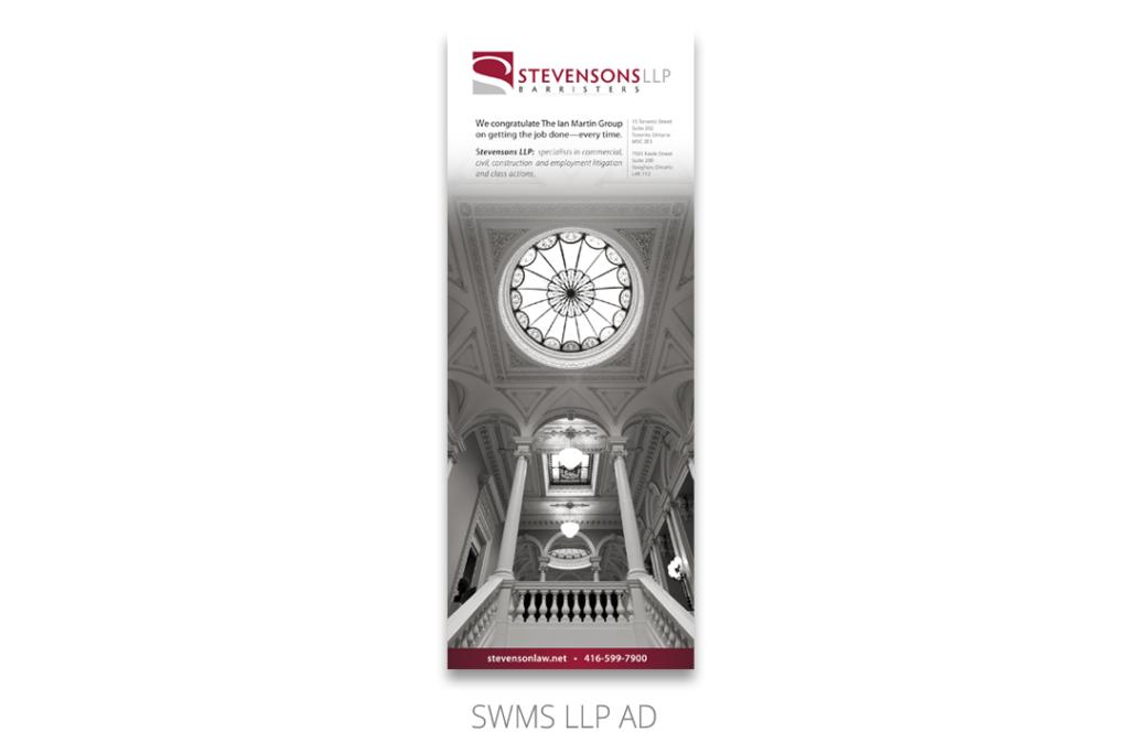 SWMS LLP Ad
