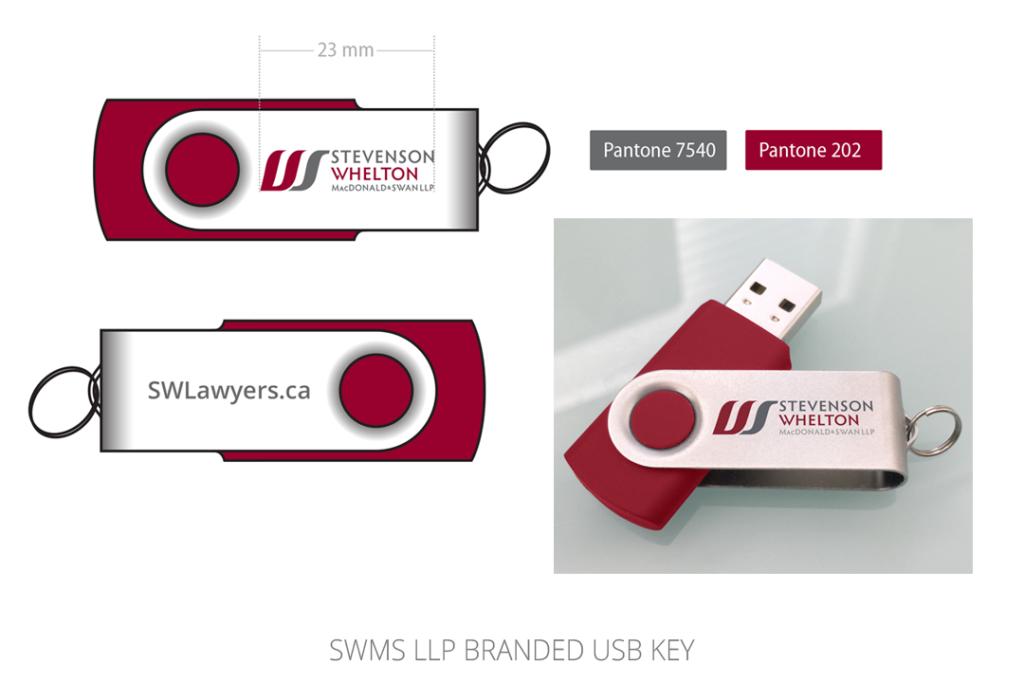 SWMS LLP USB Key