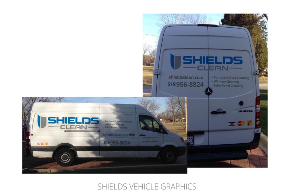 Shields Vehicle Graphics
