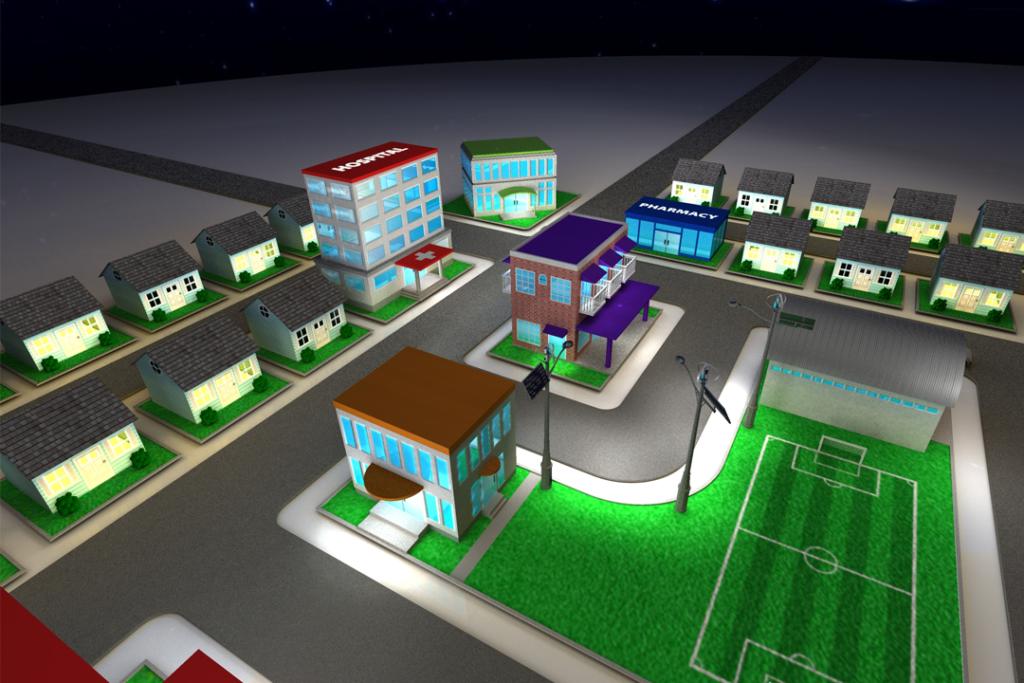 Sim Town 4