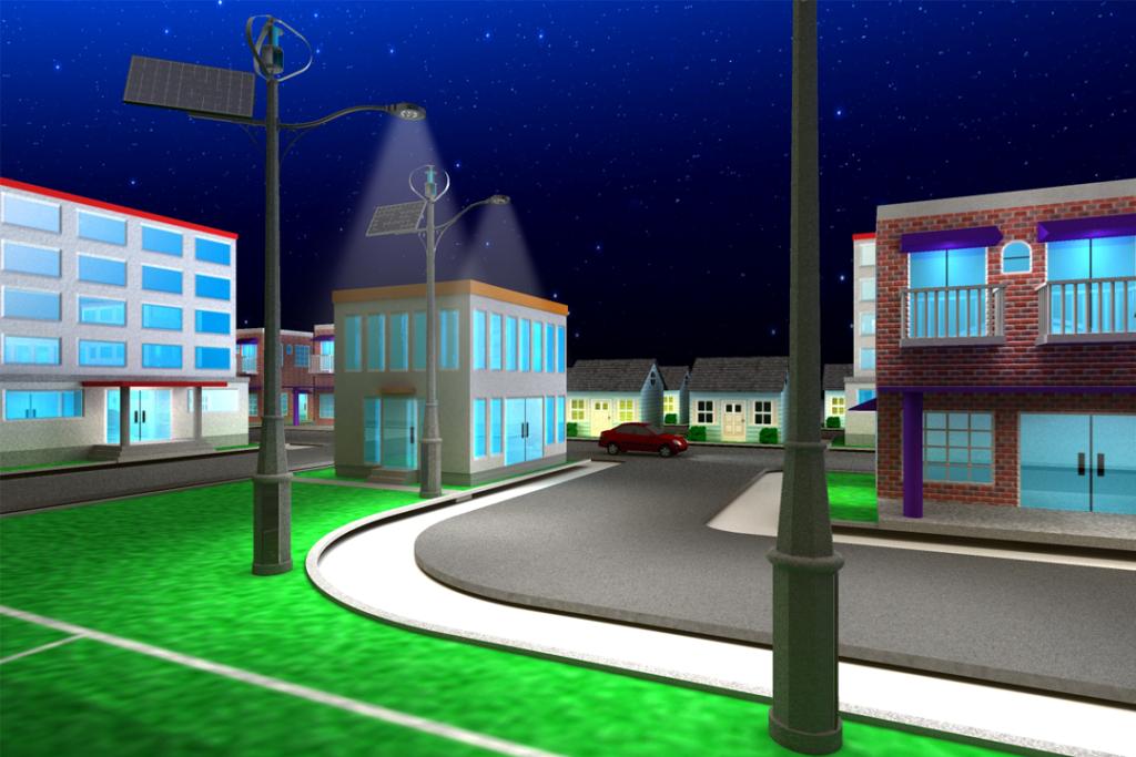 Sim Town 5