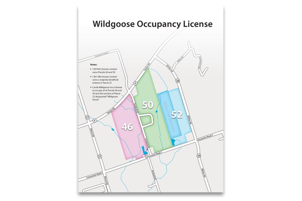 Wildgoose Occupancy License