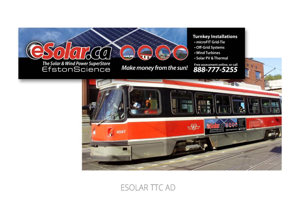 eSolar TTC Ad